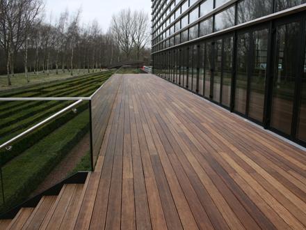 Terrasplanken bamboe